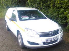 Vauxhall Astra club 1.7 cdti van