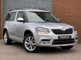 2014 Skoda Yeti 1.2 TSI SE WOW! What an Absolutely Immaculate Example! Superb!