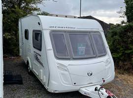 Swift Coastline 480 Caravan 2010