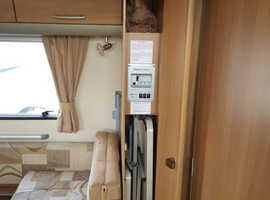 4 Berth Swift Challenger 530 is For Sale!