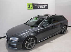 Audi A4, 2012 (12) Grey Estate, Cvt Diesel, 112,000 miles