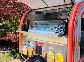 Catering equipment food trailer coffee trailer food truck