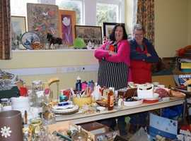Rumble in the Jumble Sale  Saturday 14th March 2020