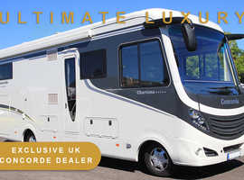 USED LHD CONCORDE CHARISMA 850L