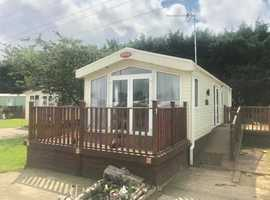 Brilliant value 2 bedroom Holiday Home with Decking!