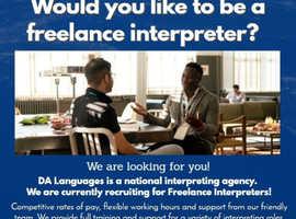 Freelance Multilingual Opportunity