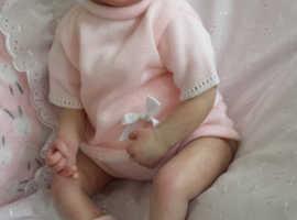 Reborn budget baby Clarissa by (Jane's Little Stars).
