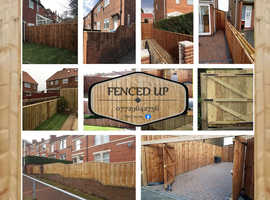 Fenced Up  Fencing Services