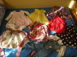 Beautiful set of dresses