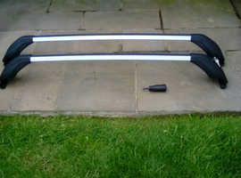 GENUINE FORD C MAX ROOF BARS AND SPACE SAVER TYRE