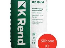 K Rend Silicone K1 scraped Texture