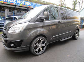 2017/ 17 Ford Tourneo Custom 2.0TDCi 9 SEATER