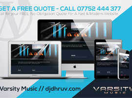 Mobile Responsive Web Design | Premium Site Just £199 | GET A FREE QUOTE | 5* Rating | SEO & Support in Manchester
