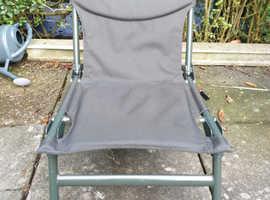 Wychwood signature fishing chair