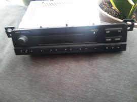 very good condition bmw radio cd player