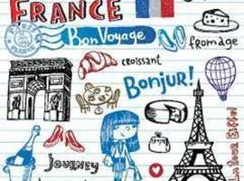 French & Spanish classes