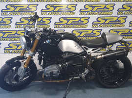 BMW R NINET Cafe Racer Style 2014 Showroom Condition Full Service History