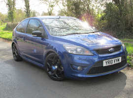 2010/10 FORD FOCUS ST-2 3DR BLUE, FULL SERVICE HISTORY! DAB RADIO!