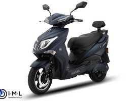 Electric scooter  HAWK Range 60 KM Battery gel or LI-ion
