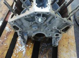 Engine block Jaguar 5.3 type 7P