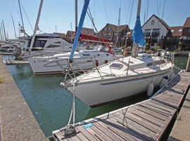 11m Mooring for rent Port Solent