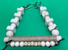 The Natural Blocks and Beads Swing