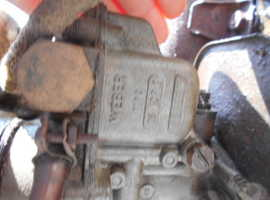 Engine Fiat 600 Multipla