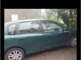 Honda Civic, 2001 (Y) Green Hatchback, Manual Petrol, 100,380 miles