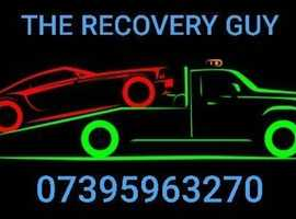 CHEAPEST 24/7 RECOVERY SERVICE