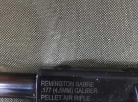 Remington sabre