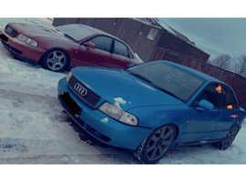 Audi A4, 1997 (R), 123,456 miles