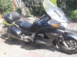 09 Honda pan european st 1300 motorcycle