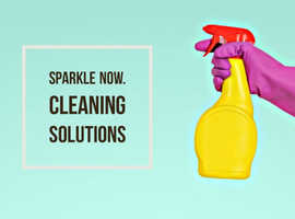 Sparkle Now. Cleaning Solutions
