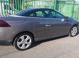 Renault Megane, 2011 (11) Grey Convertible, Manual Diesel, 129,528 miles