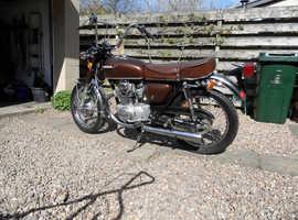 HONDA CB350K4 UK REG RIDE OR RESTORE 1972 CLASSIC