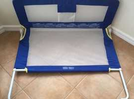 Tomy bed guard/bed rail