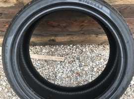 Pirelli P Zero tyre. Pirelli P Zero tyre. 265/35 x R20. 99Y