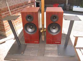 Speaker Stands/Wharfdale Speakers