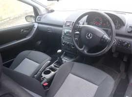 Mercedes A-CLASS, 2007 (57) Silver Hatchback, Manual Petrol, 101,000 miles