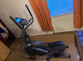 Vision fitness cross trainer cost £799