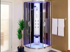 Insignia steam shower