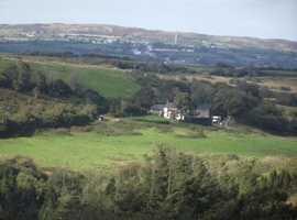 For Sale- 33 acres '+ 3 bedroom farmhouse - Carmarthen