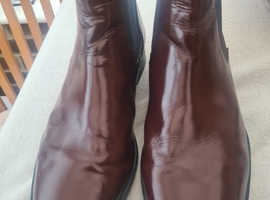 Loveson brown leather jodphur boots size 7 1/2