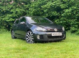 Volkswagen Golf, 2009 (59) Grey Hatchback, Manual Diesel, 129,100 miles