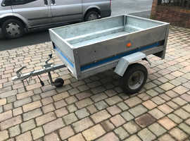 Trailer for hire £15