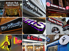 Sign and Print Company in Wembley | Sign Makers in London | Sign Shop | Print Shop