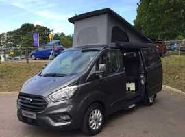 FORD CUSTOM MISANO 2018 2.0 130PS RARE AUTOMATIC NEW SHAPE WITH NEW CONVERSION by Wellhouse
