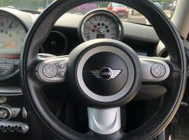 Mini MINI, 2008 (58) Black Hatchback, Manual Petrol, 67,000 miles