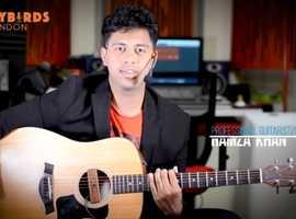 Bollywood guitar teacher