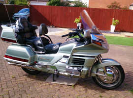 GL1500 50th Anniversary Special Edition Goldwing